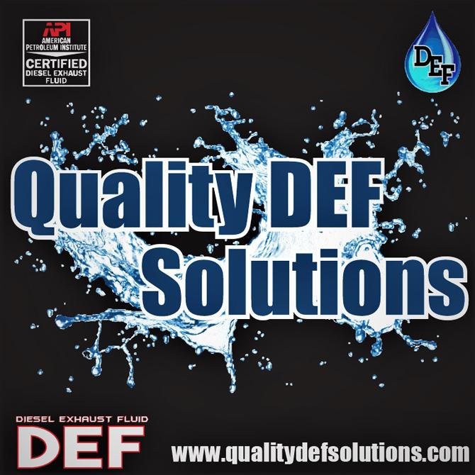Quality DEF Solutions in San Saba, TX | Enduraplas Dealer